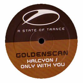 Only With You/Halycon [Vinyl Single] -
