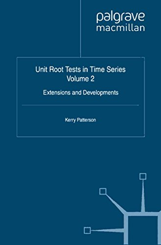 Unit Root Tests in Time Series Volume 2: Extensions and Developments (Palgrave Texts in Econometrics) (English Edition)