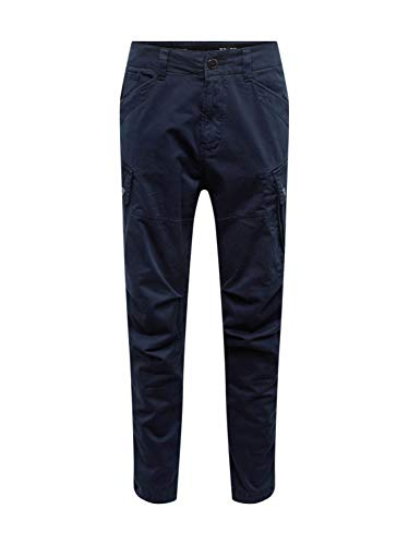 G-STAR RAW Men's Roxic Tapered Cargo Trouser, (Mazarine for sale  Delivered anywhere in UK