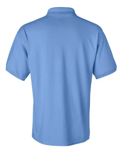 Canada Likes It On Top auf American Apparel Fine Jersey Shirt Carolina Blue