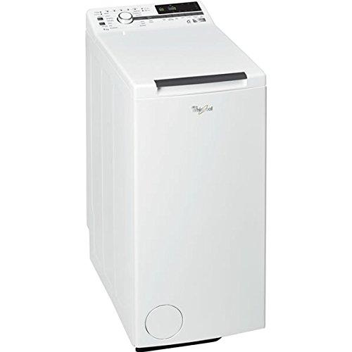 Whirlpool (Uk) Ltd TDLR70230 FRESH CARE 1200rpm Top Loading Washing Machine 7kg Load White