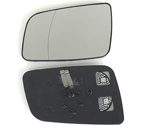 Pro!Carpentis Spiegel Spiegelglas Links beheizbar für Außenspiegel elektrisch und manuell verstellbar geeignet
