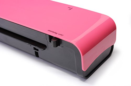 Pink Cathedral Products LM400 A4 Laminator Machine for Home//Office//Business
