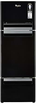 Whirlpool 240 L Frost-Free Multi-Door Refrigerator (FP 263D PROTTON ROY MIRROR BLACK (N), Mirror Black)