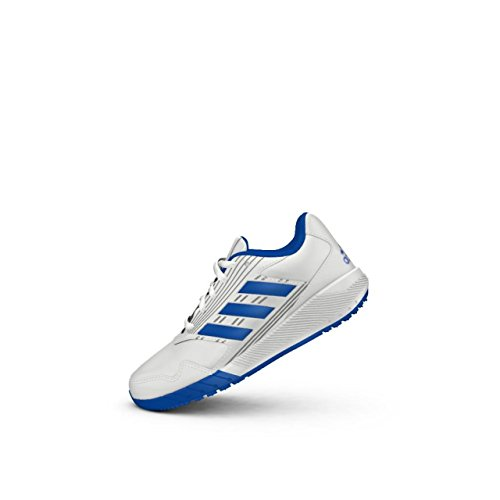 adidas Kinder-Unisex Altarun K Turnschuhe, Blanc/Rose Vif/Gris blanc/bleu/gris