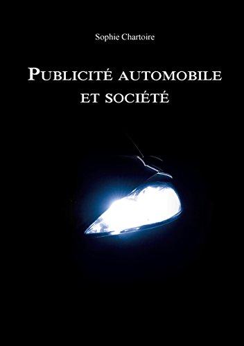 Publicité automobile et société