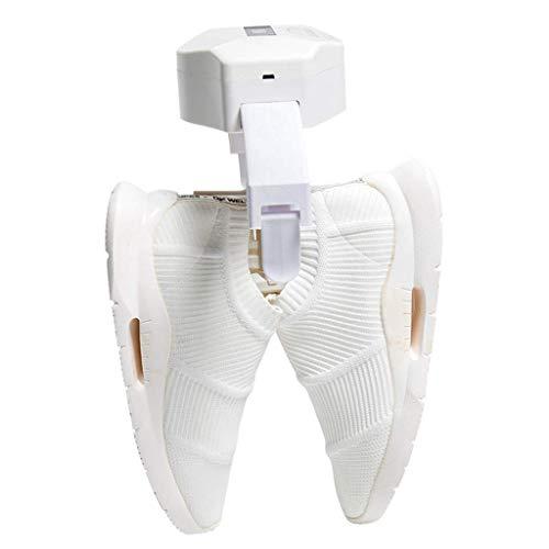 Ultraschall-Schuhwaschmaschine, Kleine Haushaltsschuhe Zur Automatischen Desinfektion, Saubere WäSche Mit Fleckenentfernung, Desodorierung, Sterilisationsfunktion, USB-Schnittstelle - Behälter Mischen Seife