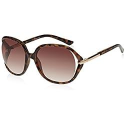 Accessorize Damen Susie quadratische Sonnenbrille - Einheitsgröße