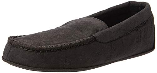Isotoner Mens Suedette Driving Moccasind, Chaussons Montants Homme