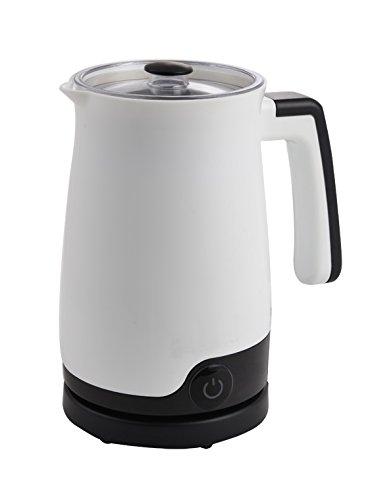 Automatischer elektrischer Milchaufschäumer - Schäumer - Milchwärmer - Milchaufschäumer - Heiß und kalt Schnellschaum für Kaffee, Milch und Cappuccino