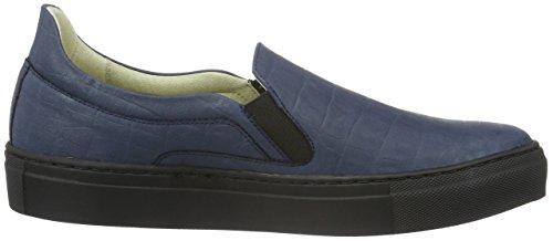 Jonny`s Vegan Damen Luigina Sneakers, Blau (Marino 1), 40 EU - 6