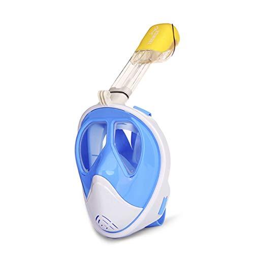 HIPENGYANBAIHU Masque de Lunettes Optique Professionnel Myopie plongée Masque de plongée équipement de plongée en apnée Natation pour myopes avec Tube respiratoire