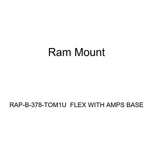 Ram Mounts UNPKD RAM Flex Mount with AMPS Base, RAP-B-378-TOM1U (AMPS Base) -