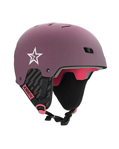 Jobe Base Wakeboard Helmet Bordeaux Rot
