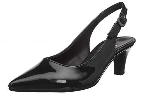 Gabor De Eu Tacón Shoes MujerNegroschwarzabsatz7742 FashionZapatos Para MzVUpSq