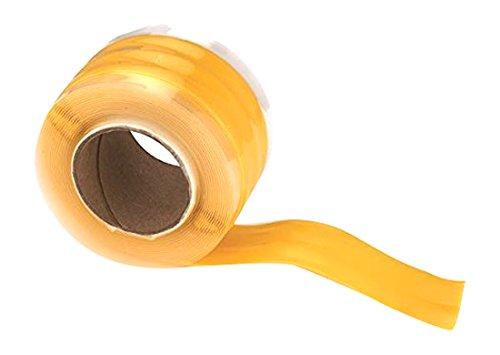 Titebond Titebond TiteWRAP Spannband flexibel, Einsetzbar statt Leimzwingen, Holzzwingen für Ringleimung (zB 4 Stuhlbeine), 1,9 cm x 2,28 Meter, 300% Elastik - Ca Titebond