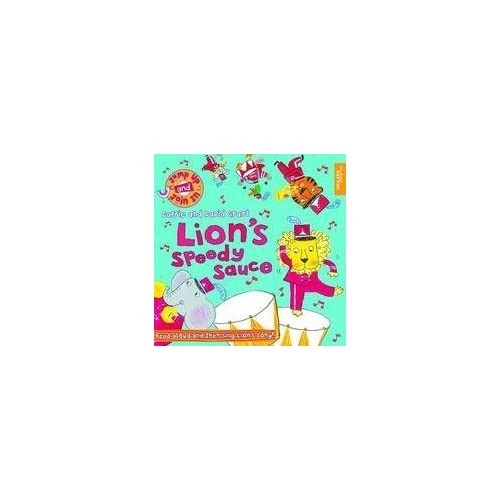 Lion's Speedy Sauce (Jump Up and Join In!) by Carrie And David Grant (2013-11-01)