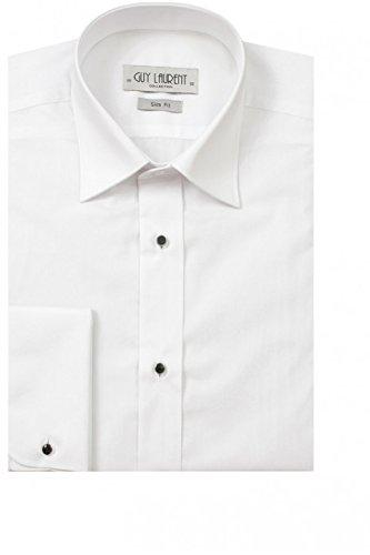 Mann Hemd Weiß oder Elfenbein Zeremonie Weiß