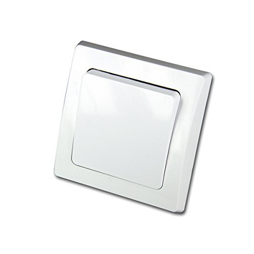 DELPHI Wechsel-Schalter, UP, weiß