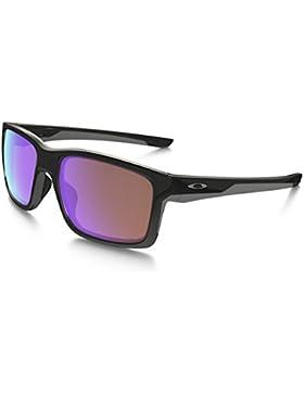Oakley Mainlink 926423, Gafas de Sol para Hombre, Polished Black, 57