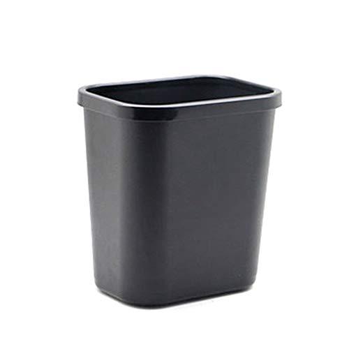 Wuxingqing Abfalleimer 8L Papierkorb Kann Innenmüllcontainer Müll Abfallkorb Mülltonne Für Badezimmer Schlafzimmer Küche Home Office Wohnheim College (Farbe : C3, Größe : 8L)
