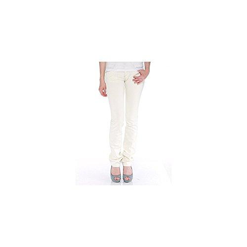 Calvin Klein Vaqueros para Mujer Blanco W25 L34