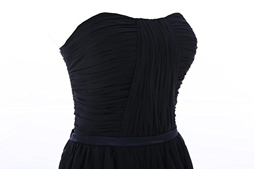 YiYaDawn -  Vestito  - linea ad a - Donna Marineblau