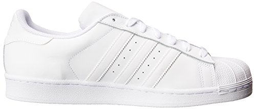 Adidas Superstar White Black Womens TrainersC77153 Blanc