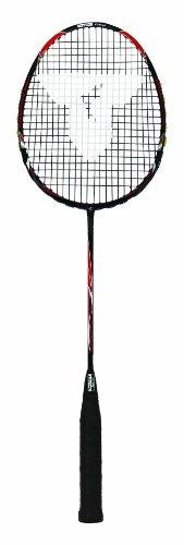 Talbot Torro Badminton Schläger Arrowspeed 599.2 lite, schwarz-rot, 439861