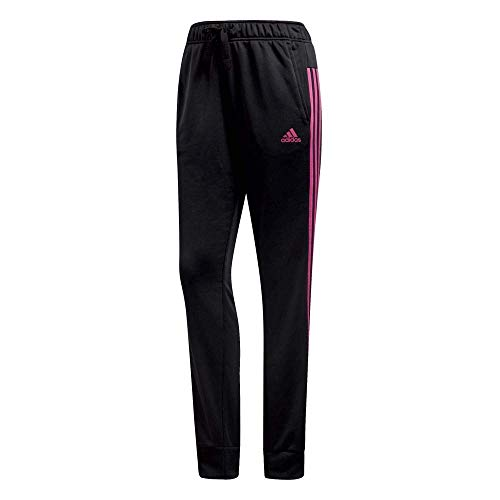 adidas Damen Re-Focus Trainingsanzug, Black/Real Magenta, M