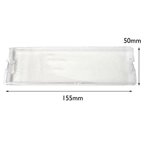 Spares2go Abluftlampe für Bauknecht Dunstabzugshaube (155 x 50 mm)