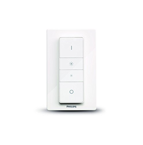 Philips Hue Wireless Dimming Schalter, komfortabel dimmen, ohne Installation 8718696506967