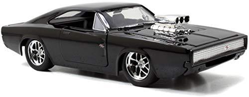 Unbekannt Fast & Furious Modellauto aus Metall - Dom\'s 70 Dodge Charger R/T - Länge 22 cm