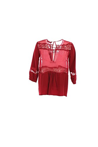 TWIN SET - Chemisier - Femme Bordeaux