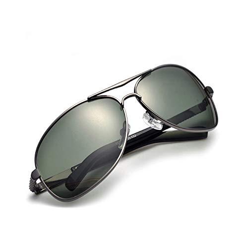 Sport-Sonnenbrillen, Vintage Sonnenbrillen, Fashion Sunglasses Männer Polarized Coating Sunglass Driving Sunglasses WoMänner Brand Designer Polaroid Oculos Sun Glasses 843 Gray