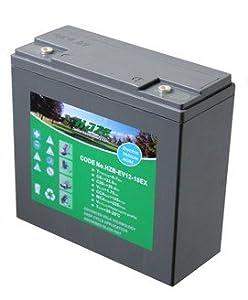 12V 26Ah Haze High Output Sealed Lead Acid (AGM) Mobility Scooter Battery