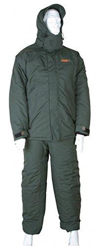 Fox Carp Winter Suit Thermoanzug (S, M, L, XL, XXL oder XXXL), Größe:XXXL