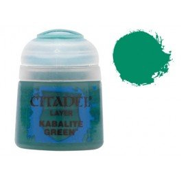 Citadel Layer: Kabalite Green
