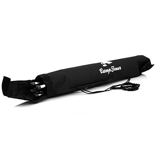 Zoom IMG-1 campfeuer braciere portatile in acciaio
