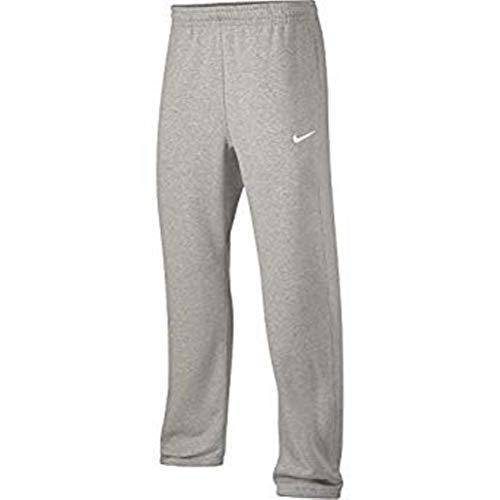 Nike Herren Club Fleece Pants Heather Grey 826424 063 (XL) Nike Fleece-sweatpants