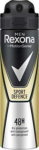 Rexona Men Deospray Sport Defence Anti-Transpirant, 150 ml, 6er Pack (6 x 150 ml) (Männer Deo Für Rexona)