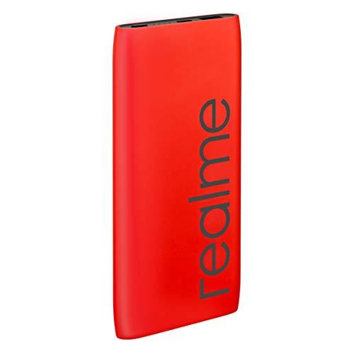 Realme 10000mAH Power Bank (Crimson) Image 4