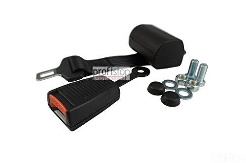 Preisvergleich Produktbild Beckengurt Sicherheitsgurt Automatik 2Punkt Gabelstapler Stapler Gurt E4 Geprüft