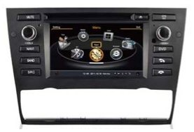 AudioCarSystem BMW - Digital Air-con version: E90 / E91 / E93 3 series (2005-2011) - Installation OEM voiture - écran tactile lecteur DVD radio MP3 USB SD MPE4 MPEG2- navigation GPS 3D - TV iPod USB - Bluetooth mains libres +++ garantie AudioCarSystem+++