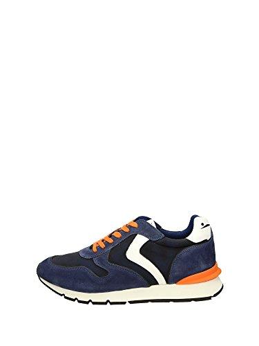 Voile Blanche LIAM RACE Sneakers Bassa Uomo Blu Indaco 44