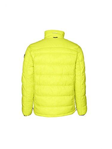 Michaelax-Fashion-Trade - Blouson - Blouson - Uni - Manches Longues - Homme Gelb (00600)