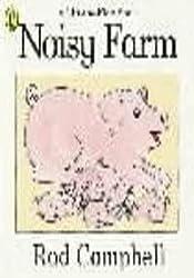 Noisy Farm [Paperback] by Campbell, Rod