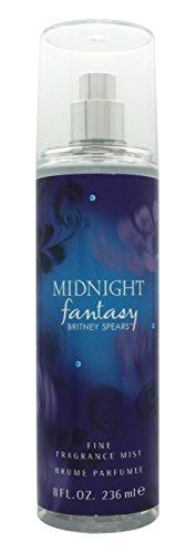Britney Spears Britney Spears Midnight Fantasy Fine Fragrance Mist 236 ml X (precio: 16,20€)