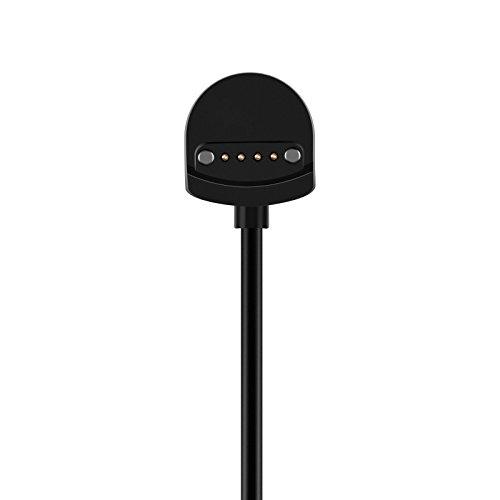 Dati USB e cavo di ricarica dock per Ticwatch S Knight Smart Watch/Ticwatch e (Express) Android Wear 2.0Smartwatch caricatore