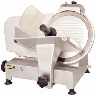Buffalo Meat Slicer 300mm Food Electric Blade Cutter Commercial Restaurant